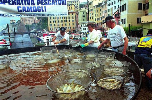 Liguria, Camogli