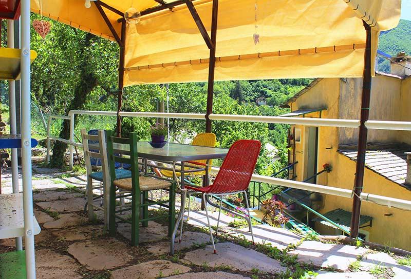 Appartamenti vacanze Liguria