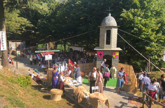 festa medievale festa medievale + inserire in foto San Martino.